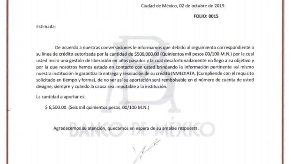 documento apócrifo abm